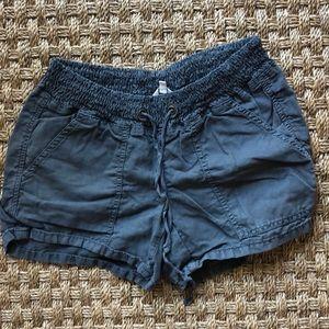 EUC j crew women's shorts size 0